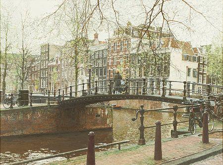 Schilderij, Brouwersgracht-Herengracht