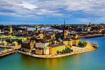 Stockholm sur Shorty's adventure