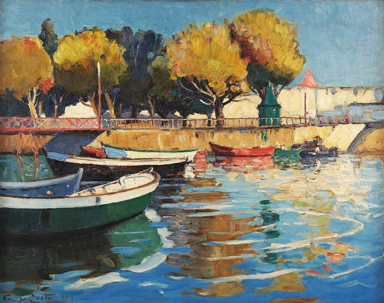 Mário Navarro da Costa~Versteigerungshafen, Portugal von finemasterpiece