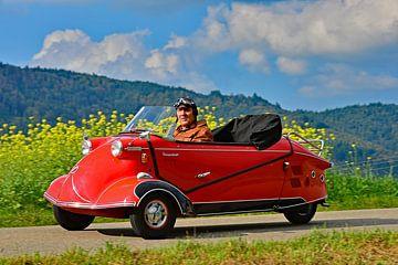 Cabine scooter KR 201 Roadster van Ingo Laue
