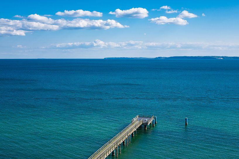 An der Küste der Ostsee auf der Insel Rügen. von Rico Ködder