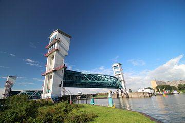 Hollandsche IJssel en Algerakering bij Krimpen aan den IJssel von André Muller