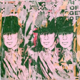 Udo Lindenberg Generation - Urban Collage von Felix von Altersheim