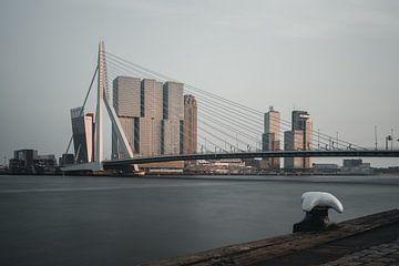 Erasmus Bridge, Rotterdam van Lorena Cirstea
