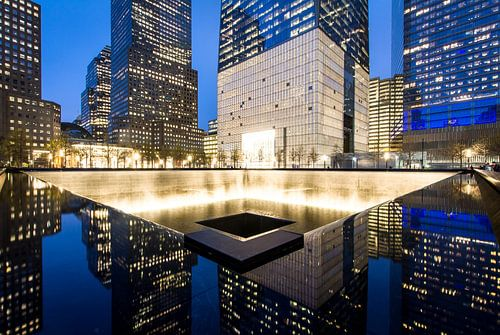 911 Memorial van