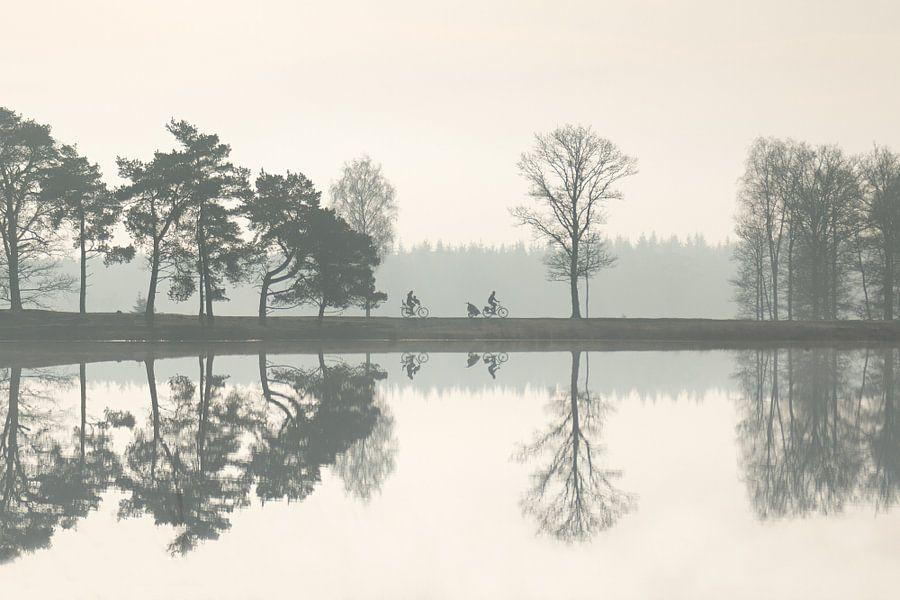 Spiegels van de natuur van Tekstvaart Photography