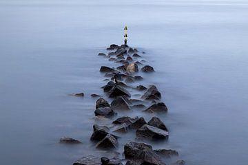 Golfbrekers in de Oostzee van Tilo Grellmann | Photography