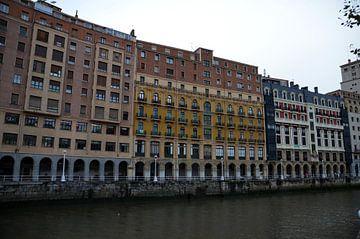 Bilbao von Greetje Dijkstra