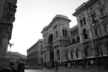 Piazza del Duomo von Ruben van Es
