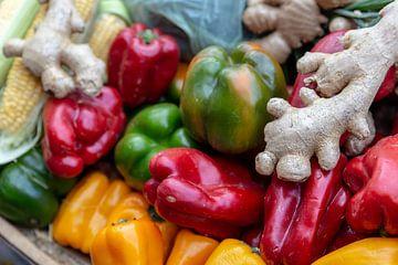 Marktdag van Ron Van Rutten