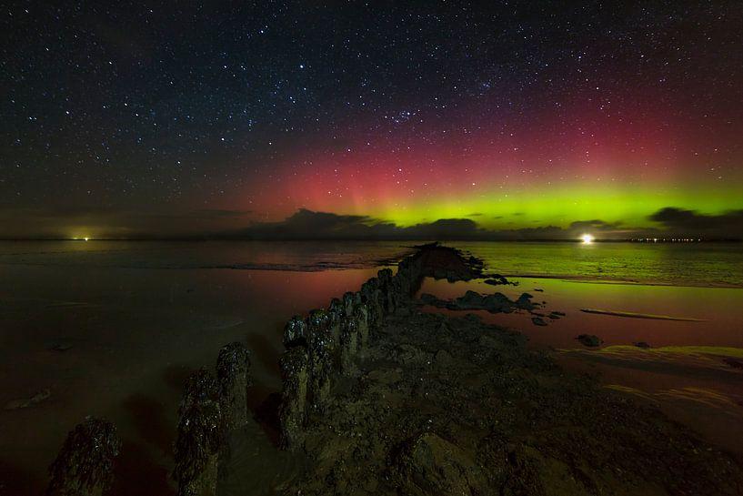 Noorderlicht Nederland van Peter Bolman
