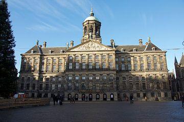 Paleis op de Dam van Willem Holle WHOriginal Fotografie