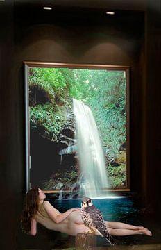 waterval-waterfall-chute d?eau-Wasserfall van aldino marsella