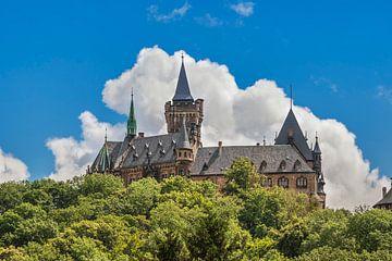 Wernigerode Castle van
