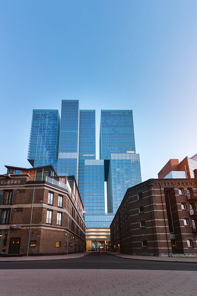 De Rotterdam (Kop van Zuid, Rotterdam) van Joey van Embden