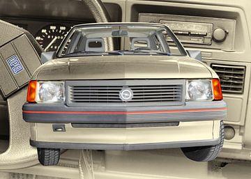 Opel Corsa A von aRi F. Huber