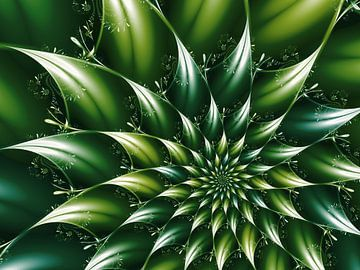 Jecky Green van Claudia Gründler