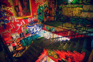 Berlin Grafitti von Hans Grimm
