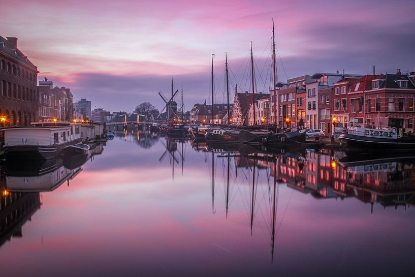 Galgewater, Leiden van Kees Korbee