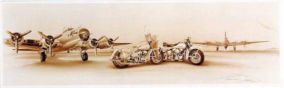 B72 BOMBER Harley Davidson