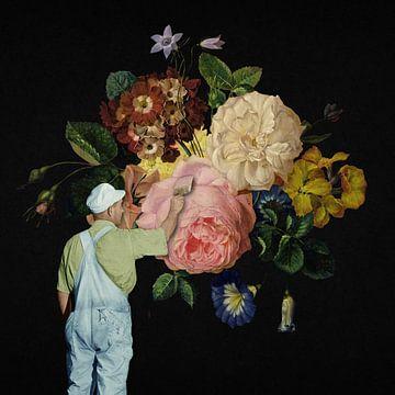 The Painter von Marja van den Hurk