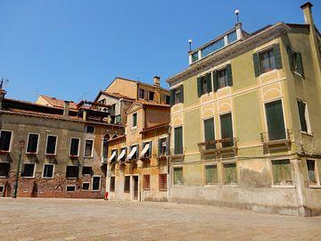 Gebouwen in Venetië sur Joke te Grotenhuis