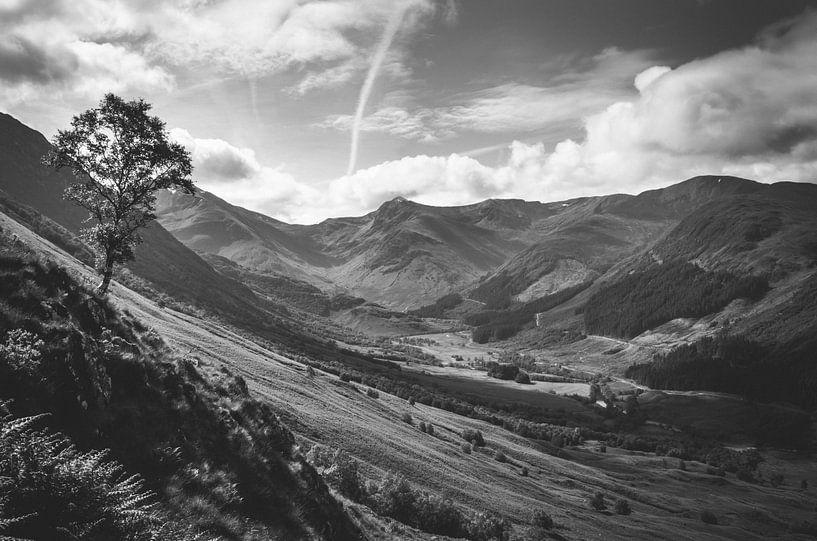 Ben Nevis vallei van Jasper van der Meij