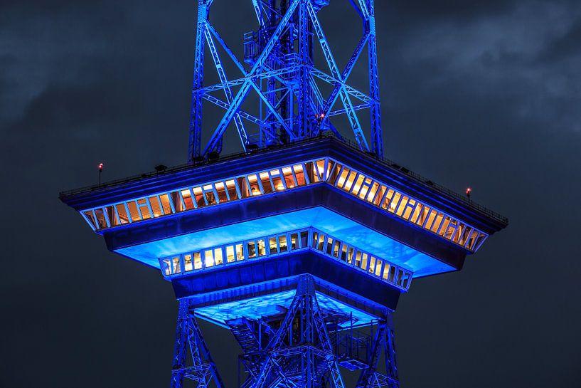 Radiotoren Berlijn van Frank Herrmann