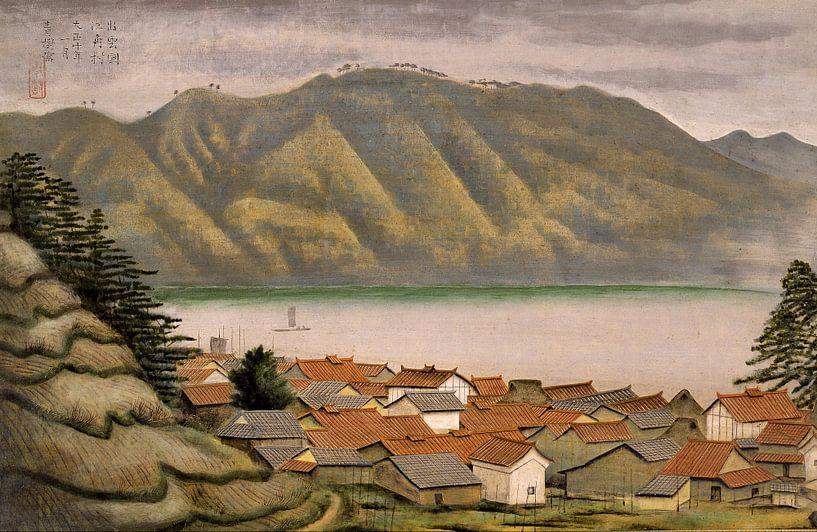 Omoda Seiju~Hafen von Ezumi in Izumo von finemasterpiece