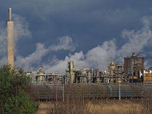 Zinkfabriek von Alex Davidse