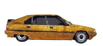 Citroën BX Art Car van aRi F. Huber
