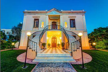 Hotel met historie op Kreta sur Wicek Listwan