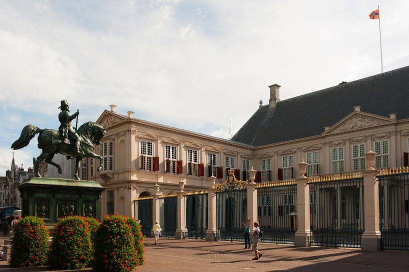 Paleis Noordeinde Den Haag van Brian Morgan