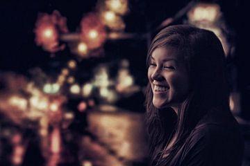 De vreugde van de avond van Elianne van Turennout