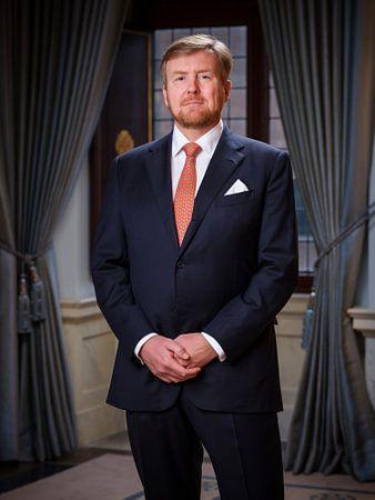 Koning Willem-Alexander van Martijn Beekman