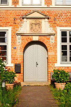Altes Eingangsportal, Güstrow