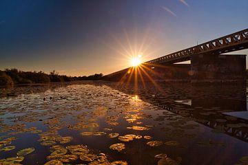 Nussbrunnenbrücke Den Bosch von Ad van Kruysdijk