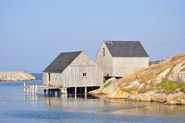 Village de pêcheurs sur Tjeerd Langstraat