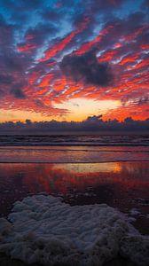 Noordwijk aan Zee, The Netherlands von Van Oostrum Photography