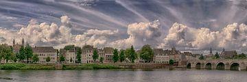 Panorama Maastricht von Arno Marx