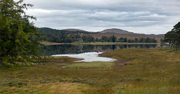 Schots landschap sur Ab Wubben