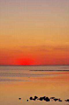 Sunset  van Angela Dölling