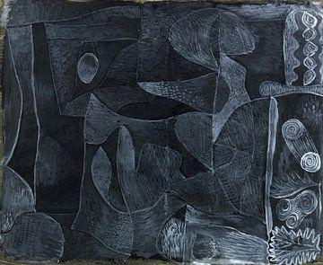 Paul Klee, Dageraad, 1932 van Atelier Liesjes