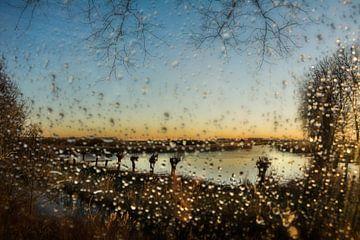 Regendruppels van Jacqueline Hiemstra