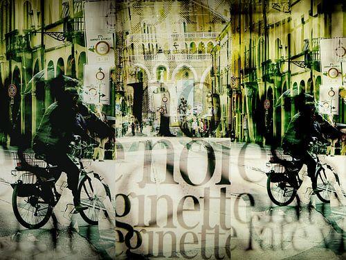 Somewhere in Italy von Gabi Hampe