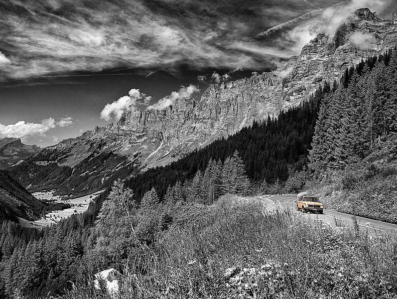 BMW ti 1968 Berner Oberland CH