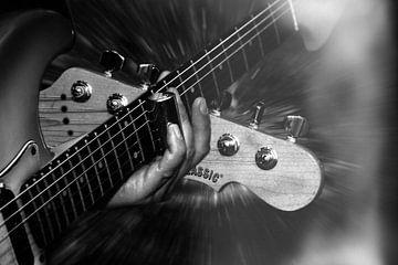 Guitar duo van Abra van Vossen