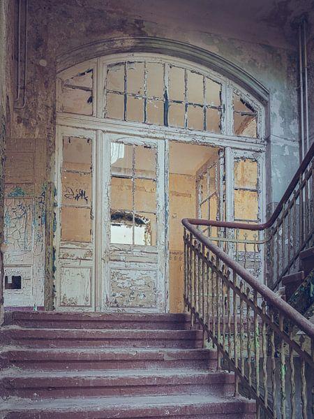 Verlaten plekken: de overloop von Olaf Kramer