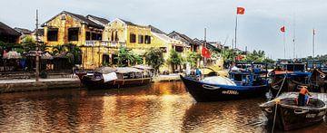 Vietnam (Hoi an) van Jaap van Lenthe