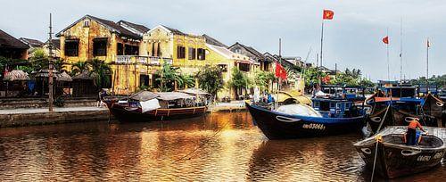 Vietnam (Hoi an) von Jaap van Lenthe